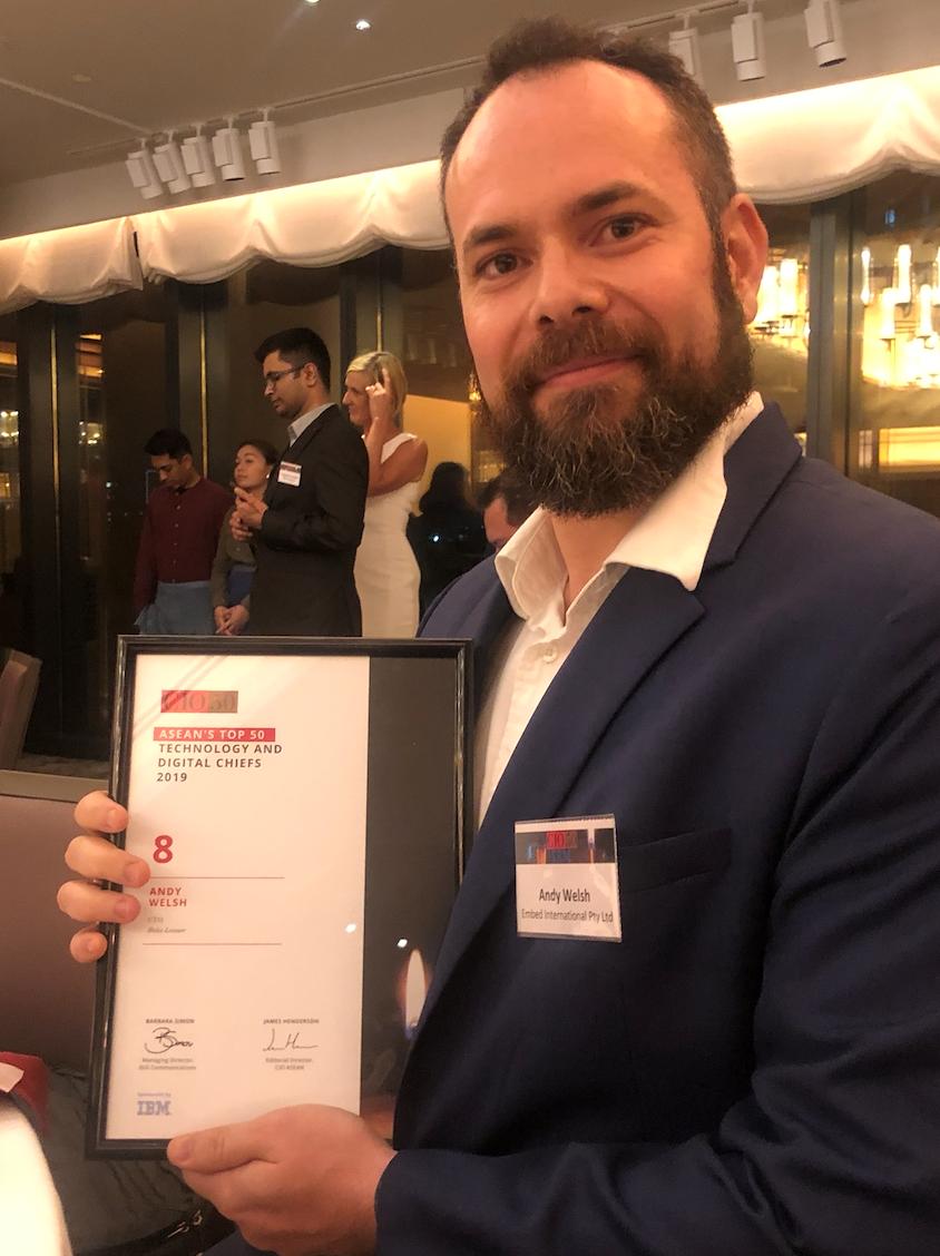 Andy Welsh_CTO_Award