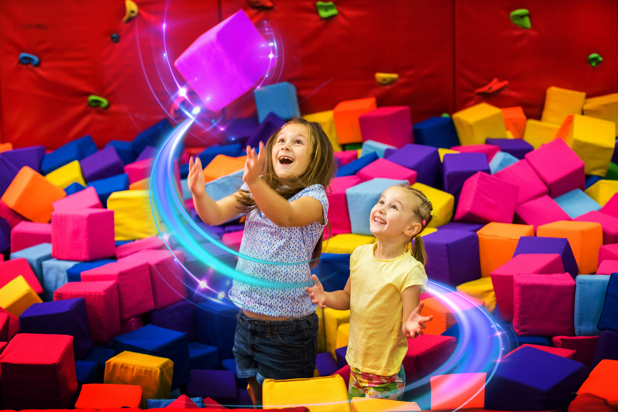 Soft Play point-of-sale management solution