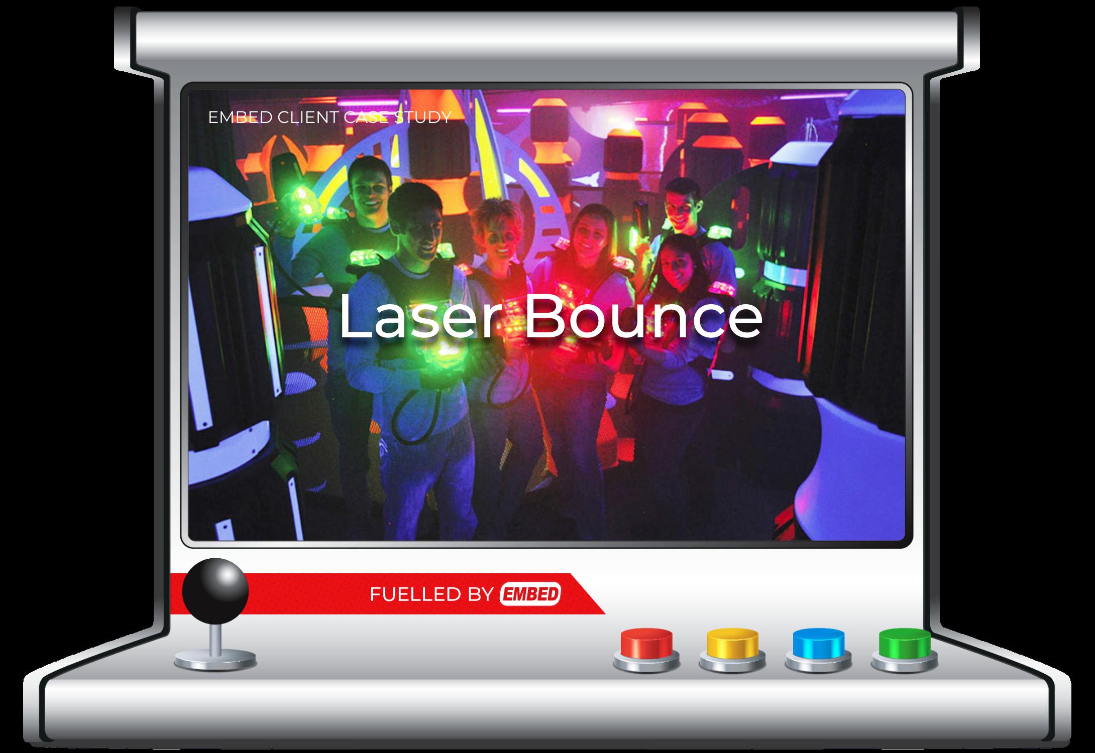 Laser Bounce 2-1