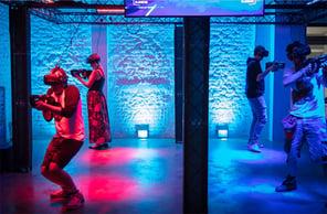 LaserBounce Glendale VR