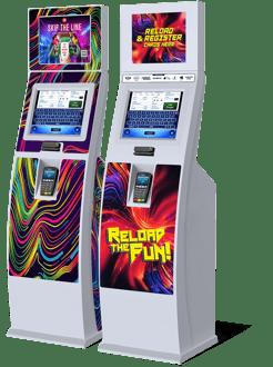 Kiosk International Double
