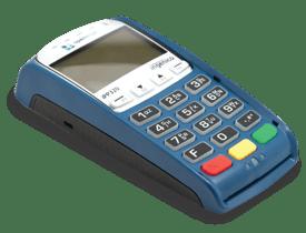 iPP320 Ingenico device