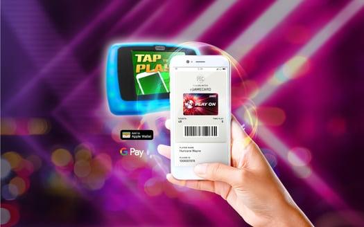Mobile Wallet PlayWave