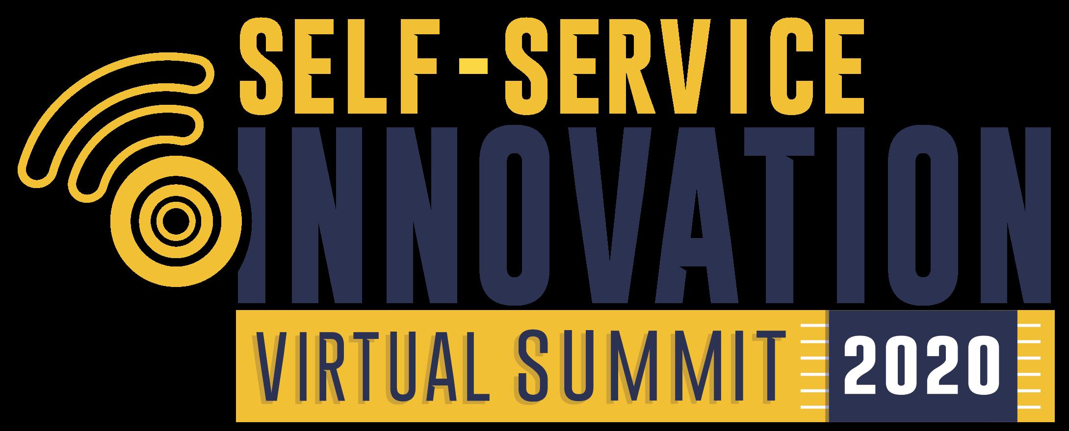 Self-Service Innovation Summit
