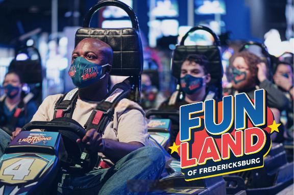 Fun Land Fredericksburg