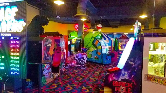 Shaffer Entertainment Case Study Arcade